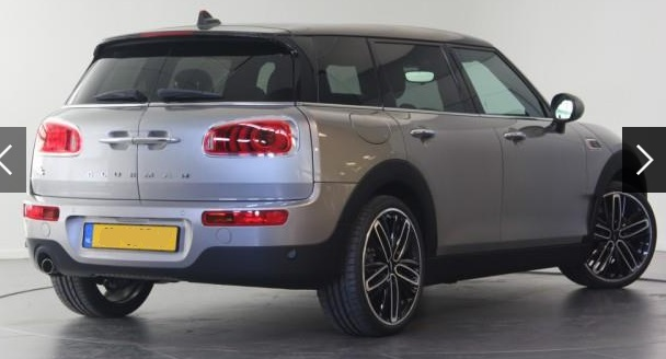 Left hand drive MINI CLUBMAN 1.5 SERIOUS BUSINESS