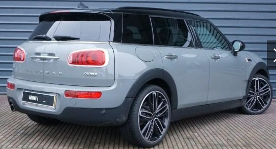 MINI CLUBMAN (11/2015) - GREY METALLIC - lieu: