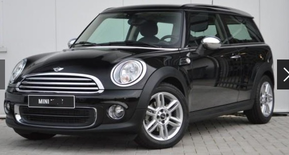 MINI CLUBMAN Pepper