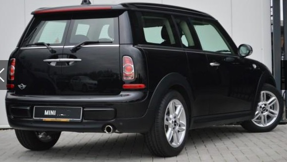 MINI CLUBMAN (06/2015) - BLACK METALLIC - lieu: