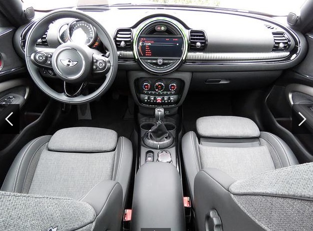 MINI CLUBMAN (07/2015) - GREY METALLIC - lieu: