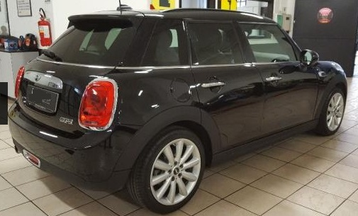MINI COOPER (06/2015) - BLACK METALLIC - lieu: