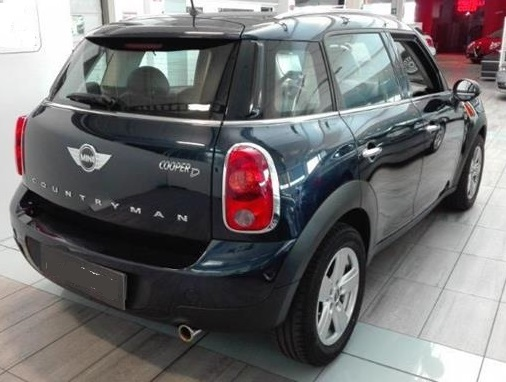 MINI COUNTRYMAN (03/2015) - BLUE METALLIC - lieu: