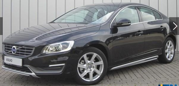 VOLVO S60 (02/2015) - BLACK METALLIC - lieu: