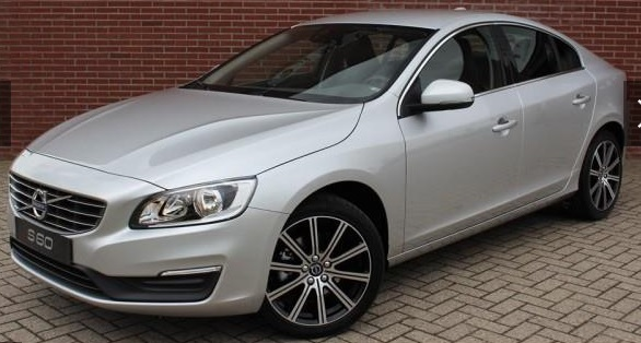 VOLVO S60 T3 152pk Momentum Business Pack