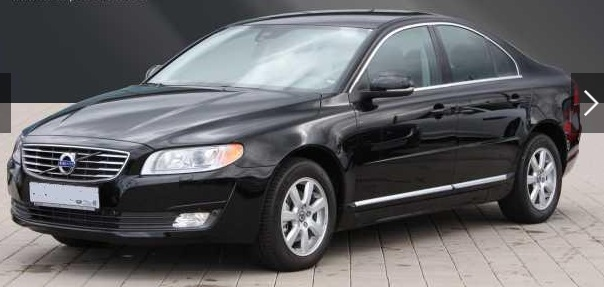VOLVO S80 (04/2015) - BLACK METALLIC - lieu: