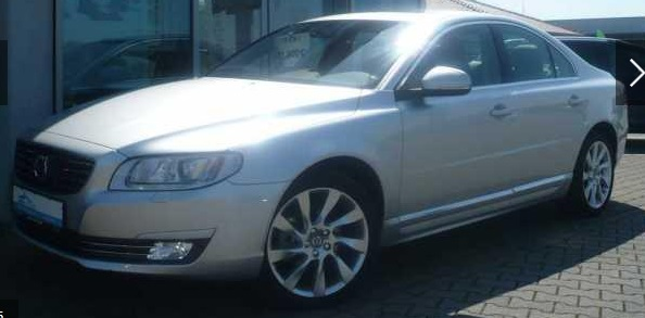 VOLVO S80 D4 Geartronic Momentum