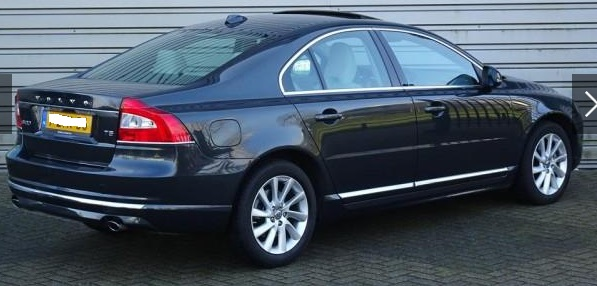 VOLVO S80 (07/2015) - GREY METALLIC - lieu: