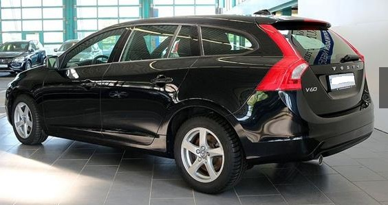 Left hand drive VOLVO V60 D3 Business Edition Geartronic