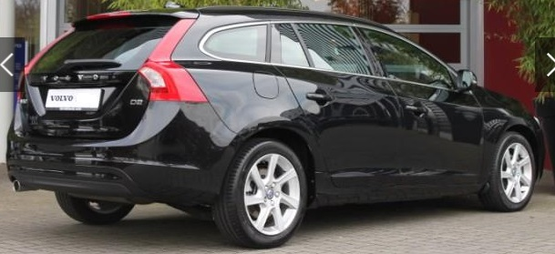 VOLVO V60 (04/2015) - BLACK METALLIC - lieu: