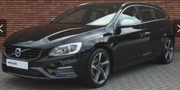 VOLVO V60 (04/2016) - BLACK METALLIC - lieu: