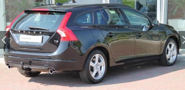 VOLVO V60 (09/2015) - BLACK METALLIC - lieu: