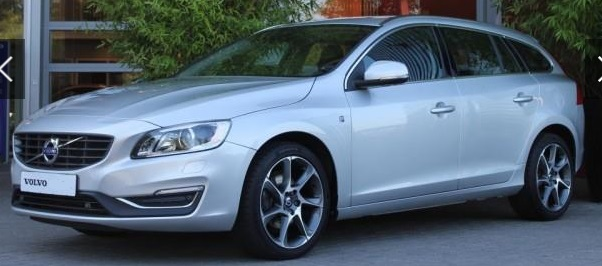 VOLVO V60 T3 Geartr. Ocean Race / Business Pack Connect