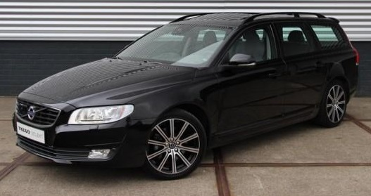 VOLVO V70 T5 Dynamic Edition