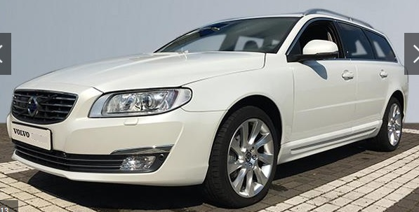 VOLVO V70 T5 Inscription Edition Family IntelliSafe Line GT