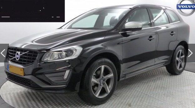 VOLVO XC 60 T5 *R-Design *Plus Line