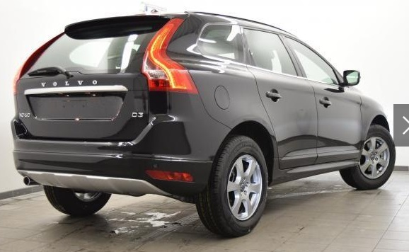 VOLVO XC 60 (01/2015) - BLACK METALLIC - lieu: