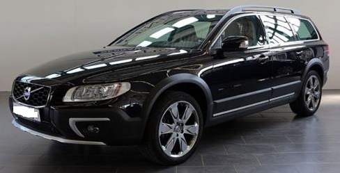 VOLVO XC 70 (01/2015) - BLACK METALLIC - lieu: