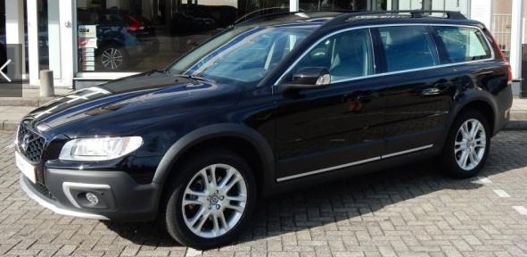 VOLVO XC 70 T5 NORDIC+ GEARTRONIC-8