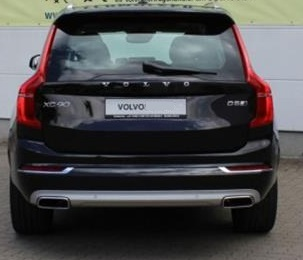 VOLVO XC 90 (04/2016) - BLACK METALLIC - lieu: