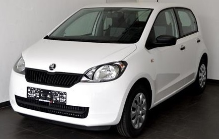 SKODA CITIGO 1.0l 60 PS Cool Edition