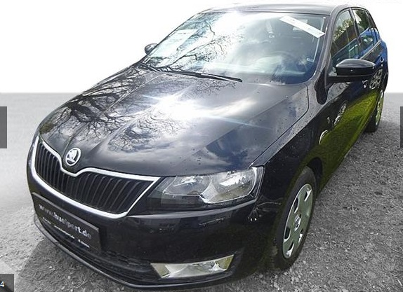 SKODA RAPID 1.6 TDI Ambition DSG/Bluetooth/Sit