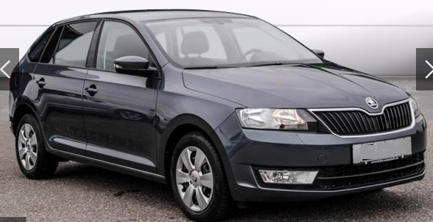 SKODA RAPID Ambition 1.4TDI
