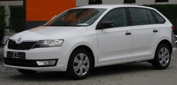 SKODA RAPID 1.2 Spaceback Active*Klima