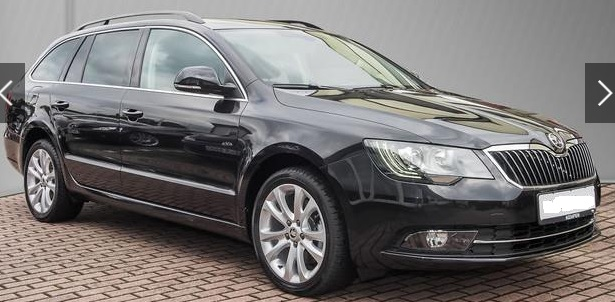 SKODA SUPERB Combi 2.0 TDI Green tec Best Of Navi Xenon