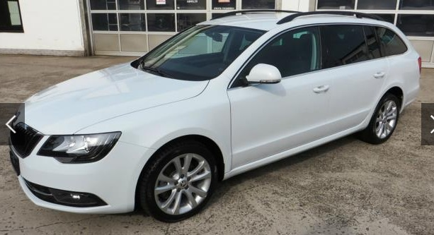 SKODA SUPERB Combi 2.0 TDI Green tec Exclusive