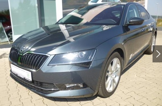 SKODA SUPERB III 1.4 TSI ACT Ambition