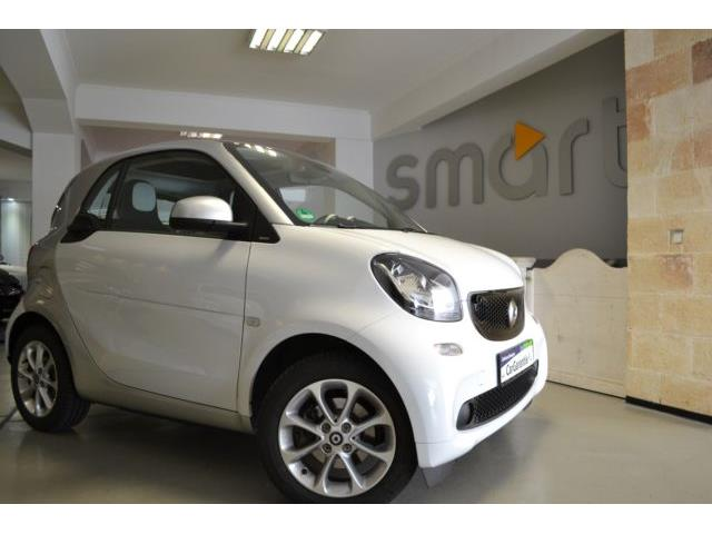 SMART FORTWO coupe passion automatic twinamic