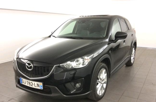 MAZDA CX-5 (08/2014) - BLACK - lieu: