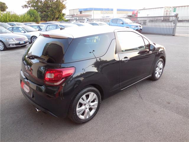 CITROEN DS3 (01/2010) - BLACK - lieu: