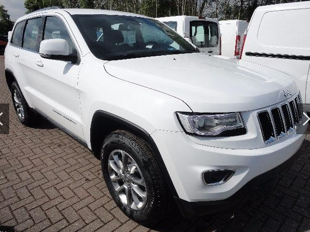 JEEP GD CHEROKEE (08/2015) - WHITE - lieu: