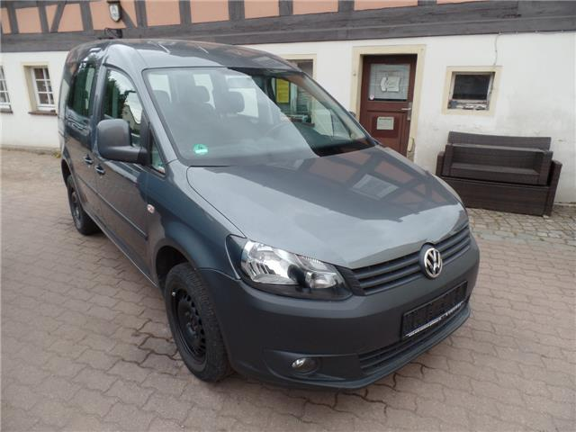 lhd VOLKSWAGEN CADDY (06/2011) - GREY - lieu: