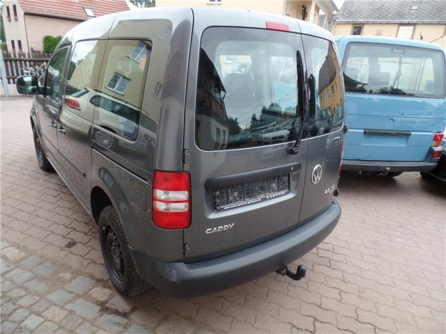VOLKSWAGEN CADDY (06/2011) - GREY - lieu:
