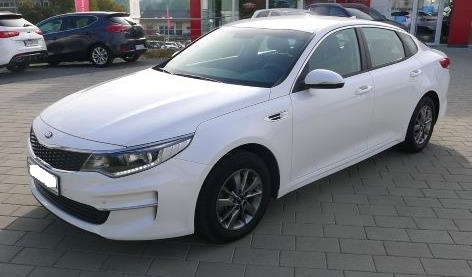 KIA OPTIMA 1.7 CRDI DCT BUSINESS