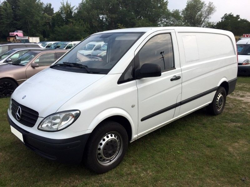 MERCEDES VITO 115 LONG WHEEL VAN AUTO
