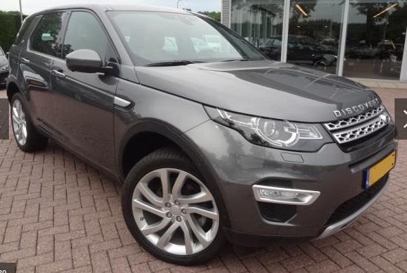 LANDROVER DISCOVERY 2.0 SI4 4WD HSE LUXURY
