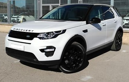 LANDROVER DISCOVERY SPORT 2.0TD4 SE 4x4 180CV