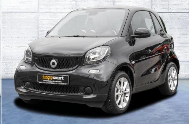 SMART FORTWO Coup� passion 66kW + Cool Media + twinamic