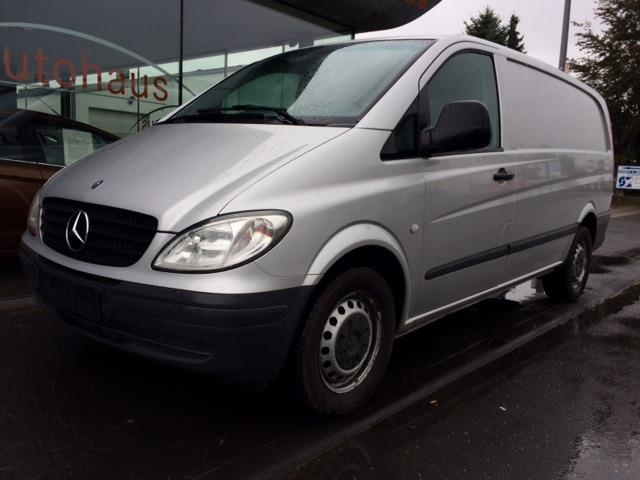 MERCEDES VITO LONG DPF 120  204 HP
