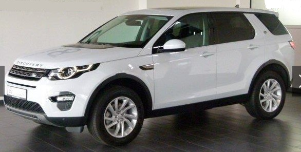 LANDROVER DISCOVERY SPORT 2.0 TD4 SE Panorama