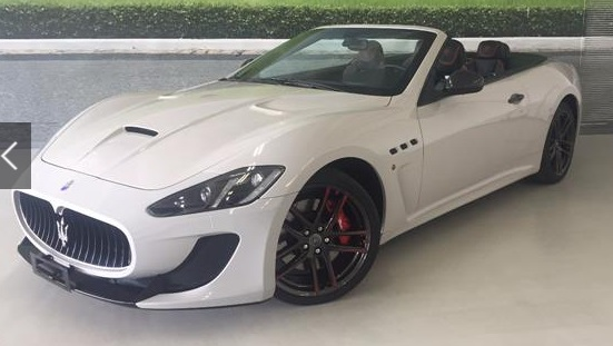 MASERATI GRANCABRIO MC Centennial Edition - Exclusivo.