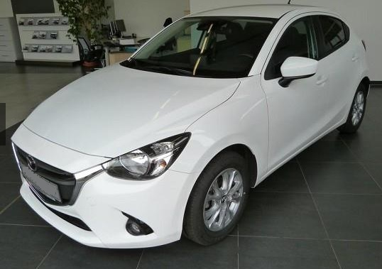 MAZDA 2 SKY-D 105 Exclusive-Line Touring-Paket