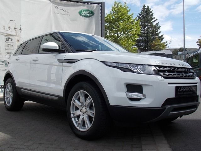 LANDROVER RANGE ROVER EVOQUE SD4 PURE TECH CAMERA GPS