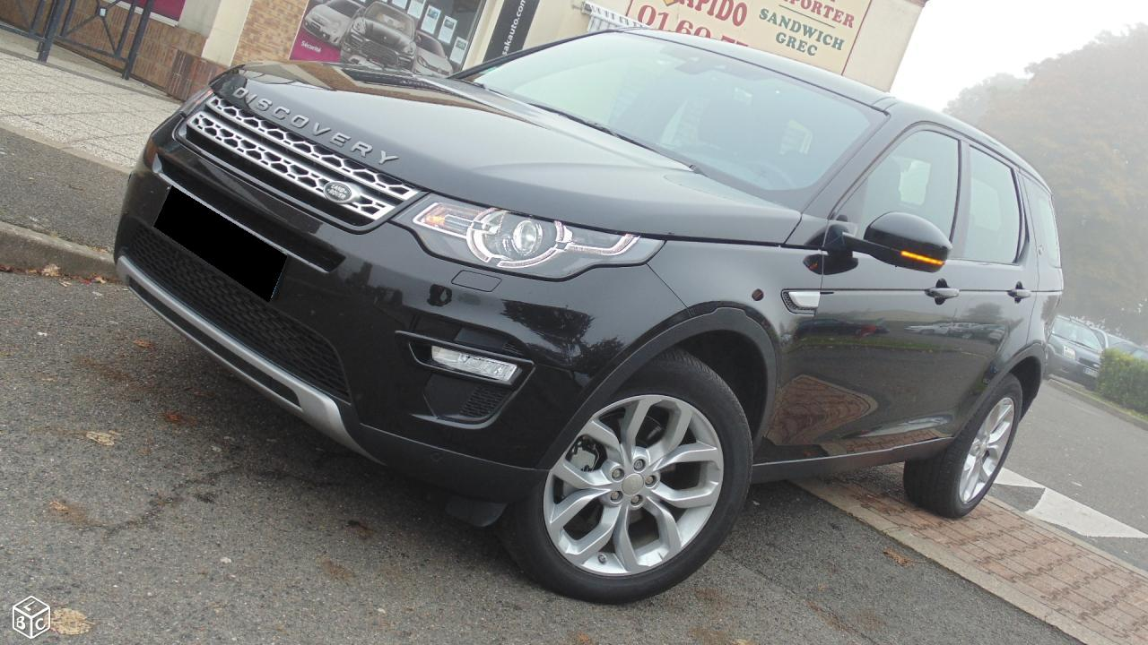 LANDROVER DISCOVERY SPORT SD4 HSE 7 SEATS FRENCH REG