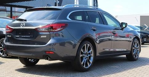 MAZDA 6 (03/2016) - GREY METALLIC - lieu: