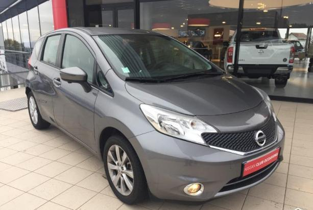 NISSAN NOTE 1.2 DIG-S 98ch Connect Edition CVT FRENCH
